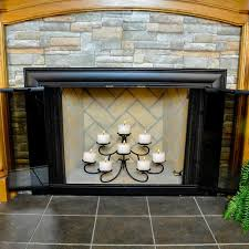 decorating gothic style fireplace candelabra hearth candelabras
