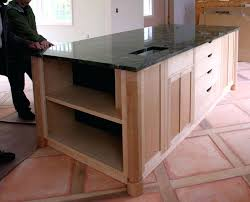 Ready Built Kitchen Cabinets Pre Made Kitchen Islands Awesome Ready Built Kitchen Cabinets Size