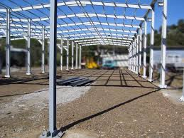 strutture in ferro per capannoni usate capannone in acciaio usato con capannoni in ferro smontabili