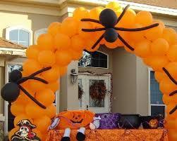 Balloon Centerpiece Ideas Halloween Balloon Decoration Ideas Halloween Store Spirit