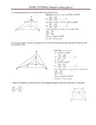 10th similar triangle cbse adda