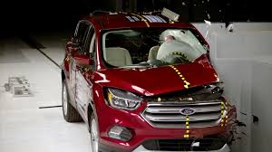2017 ford escape rated