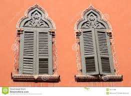 venetian windows stock photo image 46177388