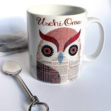 owl mugs creative great home decor how to craft yourself owl mugs