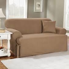 cushions 3 piece t cushion chair slipcover loveseat slipcovers 3