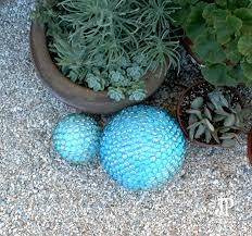 Garden Gazing Globes Diy Gazing Balls Make A Garden Gazing Ball Smoothfoam