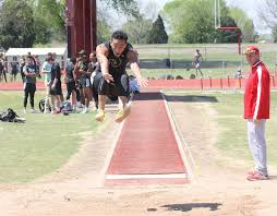 hs track mcalester competes at hilldale obu meets