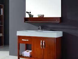 Walnut Bathroom Vanity by Bathroom Vanity Awesome White Sink On Walnut Bathroom Vanity