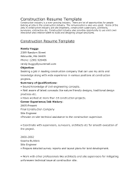 resume templates live career 11 amazing construction resume examples livecareer with cover letter construction worker resume objective construction regarding construction resume templates