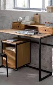 bureau de tendances mon bureau en bois façon brocante chic pureshopping