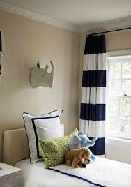 Orange Striped Curtains Curtain Brief Navy Blue Blackout Living Room Ready Made Striped