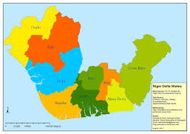 Niger River Map Lawmakers Investigate Fresh Hostilities In Niger Delta Welcome