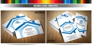 arch vision premium business card template business card