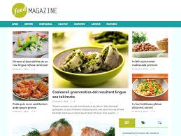 24 free food and restaurant themes