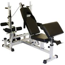 bench weight bench with dip station mirafit hd adjustable weight