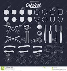 cricket logo creation kit sports logo designs cricket icons