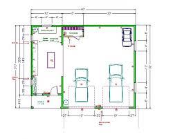shop house plans design garage building floor home plans