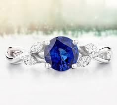 blue engagement rings beyond conflict free diamonds and engagement rings brilliant earth