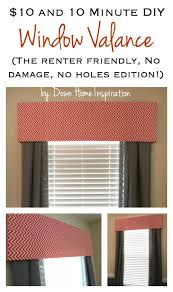 renter friendly no holes no damage 10 and 10 minute diy window