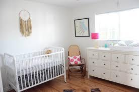diy déco chambre bébé diy dreamcatcher pour la chambre bébé symbolique et importance