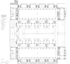 kimbell art museum floor plan storia dell u0027architettura del u0027900 1960 1969 l kahn