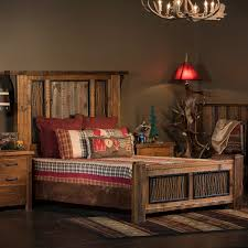 timber frame barnwood bedroom collection woodland creek u0027s