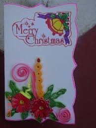 Paper Craft Christmas Cards - 44 best quilling christmas and winter images on pinterest