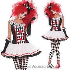 Halloween Costumes Websites Details Jesterina Costume Halloween Jester Clown Red
