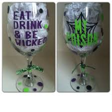 142 best halloween glasses cups images on pinterest halloween
