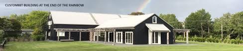 Black Barns Barn House Designs Nz Homes Zone
