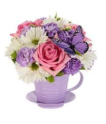 lavender tea fresh as lavender tea cup bouquet at from you flowers