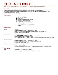 Paralegal Resume Examples by Sample Resume Natural Resources