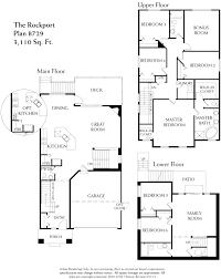 Dr Horton Floor Plans by Rockport Daylight B729 Westridge Edgewood Washington D R
