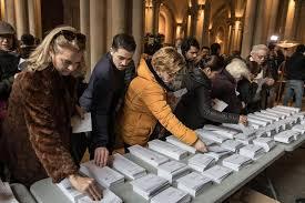 ouverture des bureaux de vote catalogne il n y aura pas de réel vainqueur dans ces