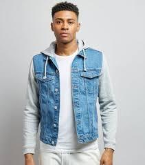 jean sweater jacket s denim jackets s black denim jackets look