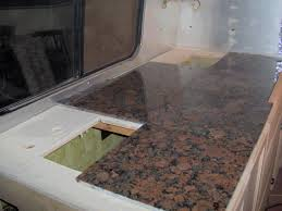 ceramic tile countertops