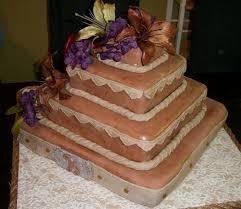 wedding cake no fondant by faith desserts