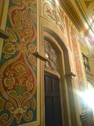 patterned walls u0026 hallways st pancras renaissance hotel luxury