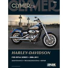amazon com clymer manuals m254 manual h d dyna made by clymer