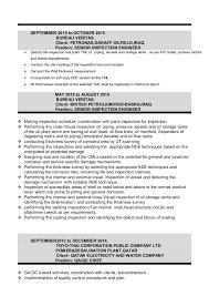 bureau veritas qatar resume