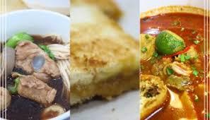 r馮lette cuisine 沙巴美食 加雅街人氣美食必吃 怡豐茶室 佑記 新記肉骨茶 富源茶