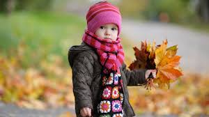 cute fall wallpaper for desktop cute baby in autumn wallpaper wallpup com