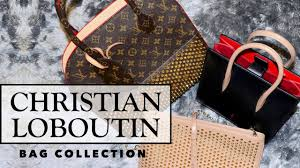 my christian louboutin bag collection luxury fashion sonal