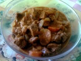 recette de cuisine africaine recette de ragoût de boeuf africain la recette facile