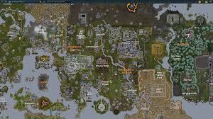 Blank Spots On The Map by World Map Runescape Wiki Fandom Powered By Wikia