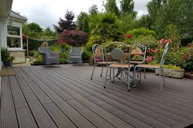 maintenance free decking recycled plastic irish recycled products