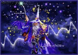 the wizard blue electric picture and wallpaper wizards