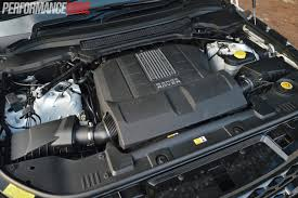 range rover sport engine 2014 range rover sport autobiography v8 review video