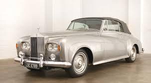 roll royce silver 1964 rolls royce silver cloud iii rolls royce supercars net