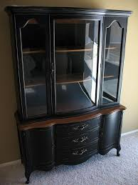 Cabinet For Dining Room Best 25 Black Hutch Ideas On Pinterest Painted China Hutch